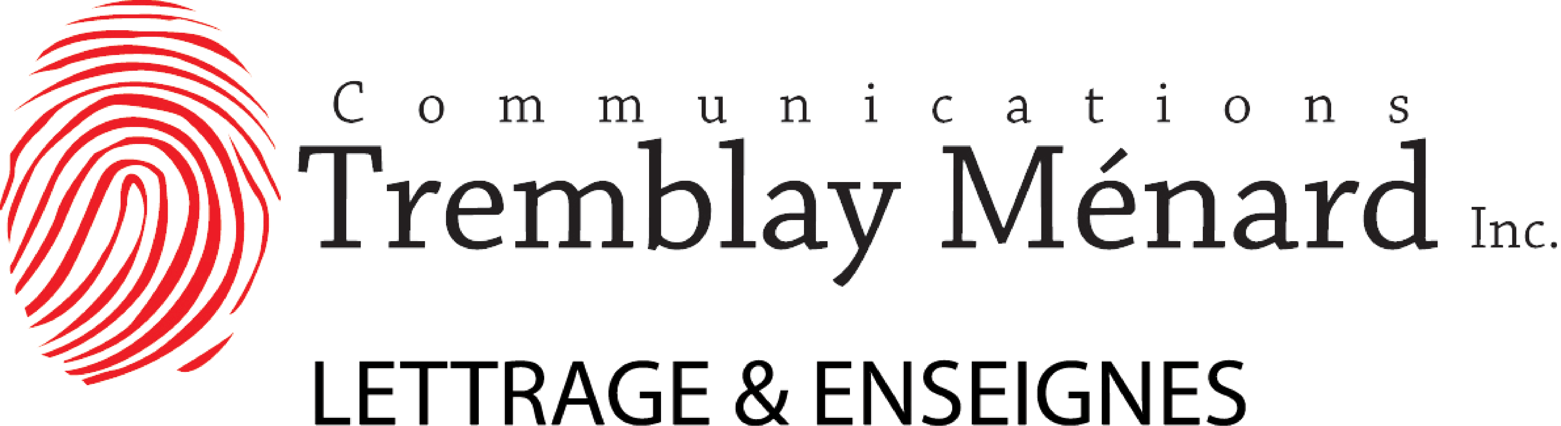LOGO TREMBLAY MENARD CDC