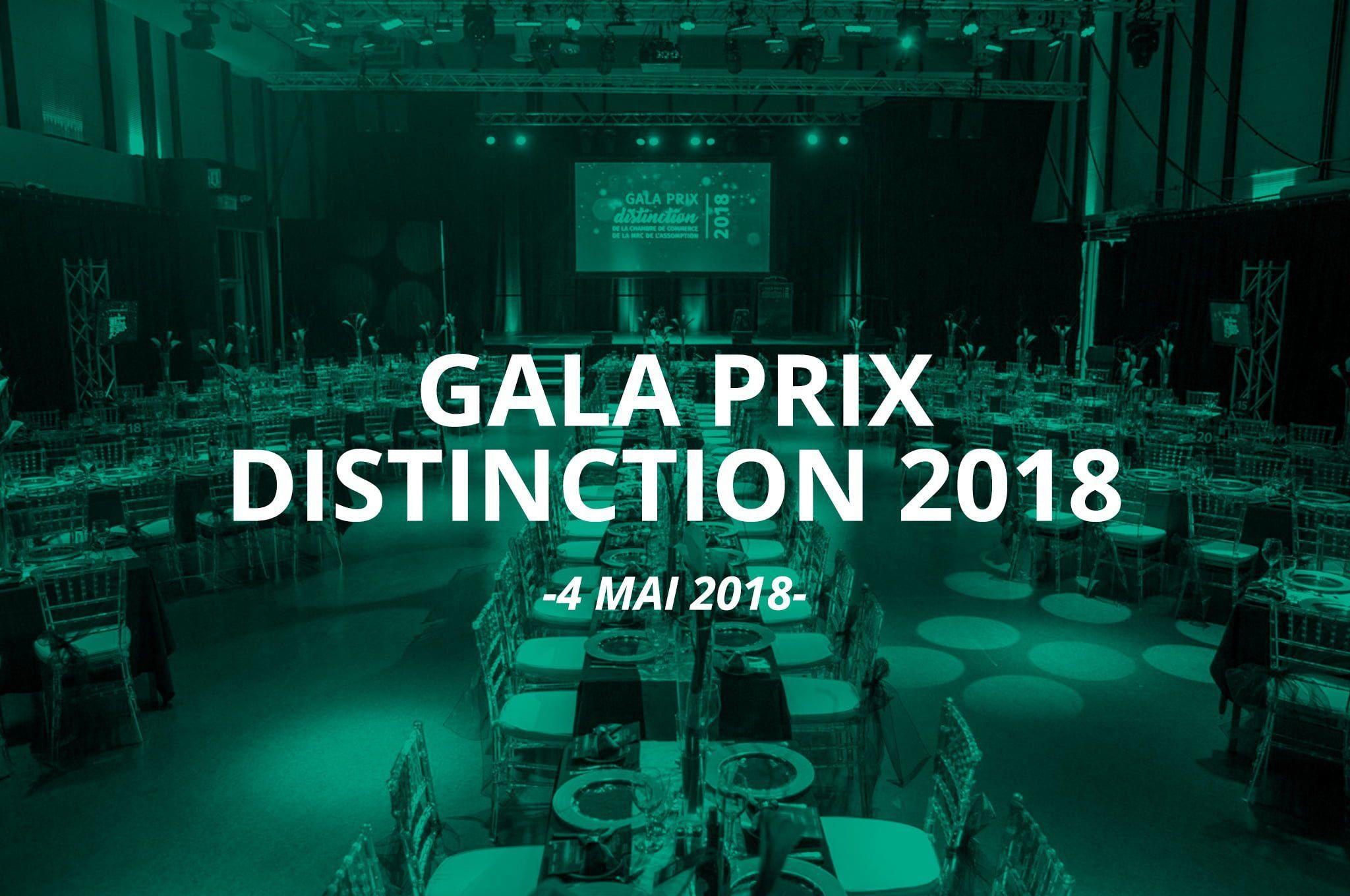 Gala Prix Dinstinction 2018