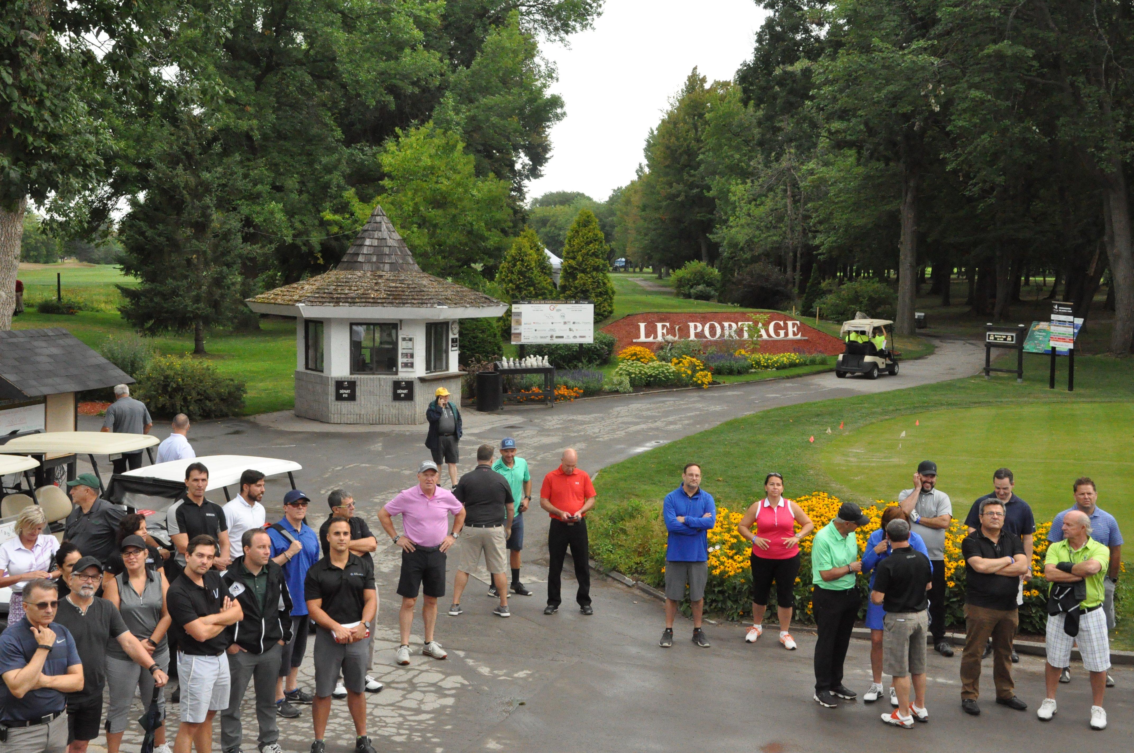 Tournoi de Golf 2019