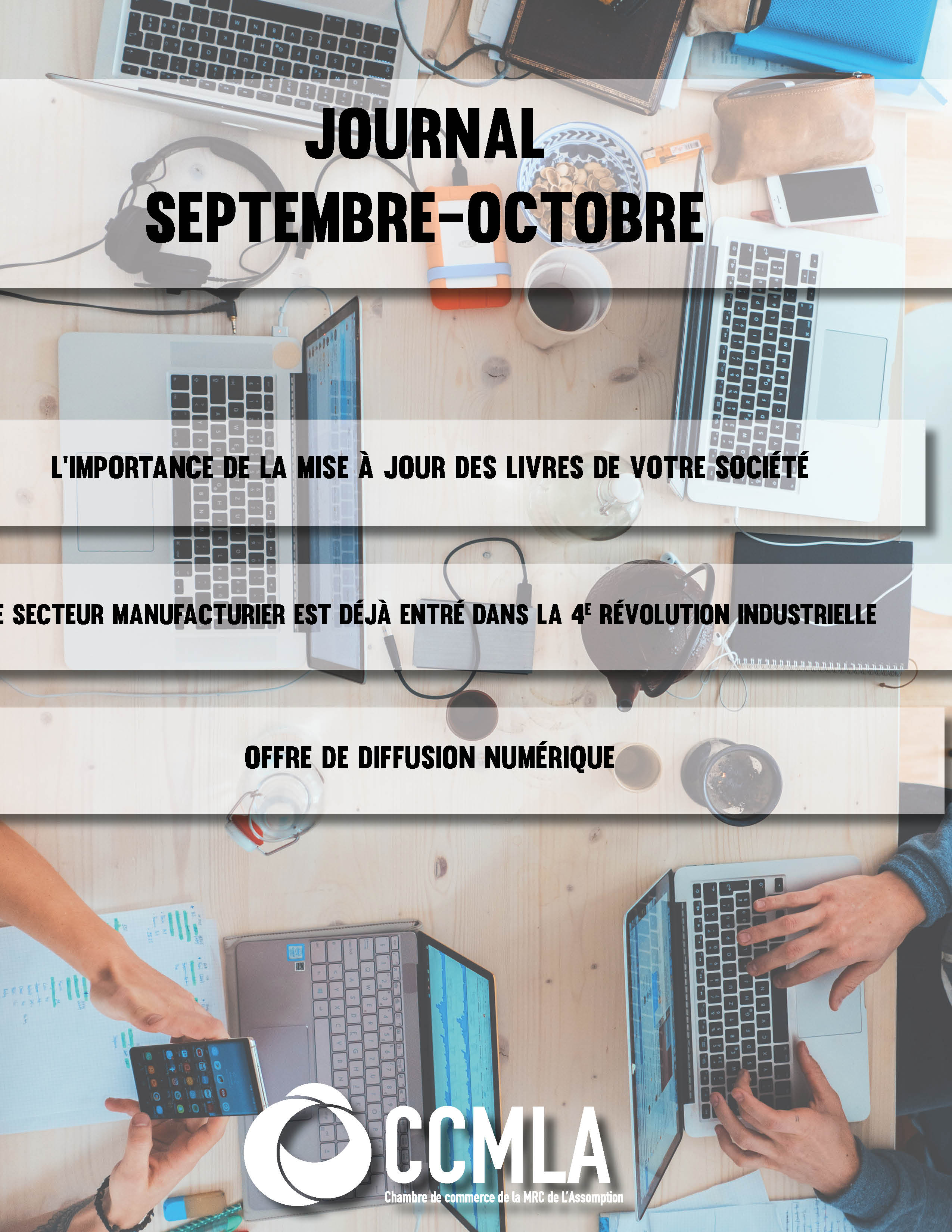 Journal septembre-octobre