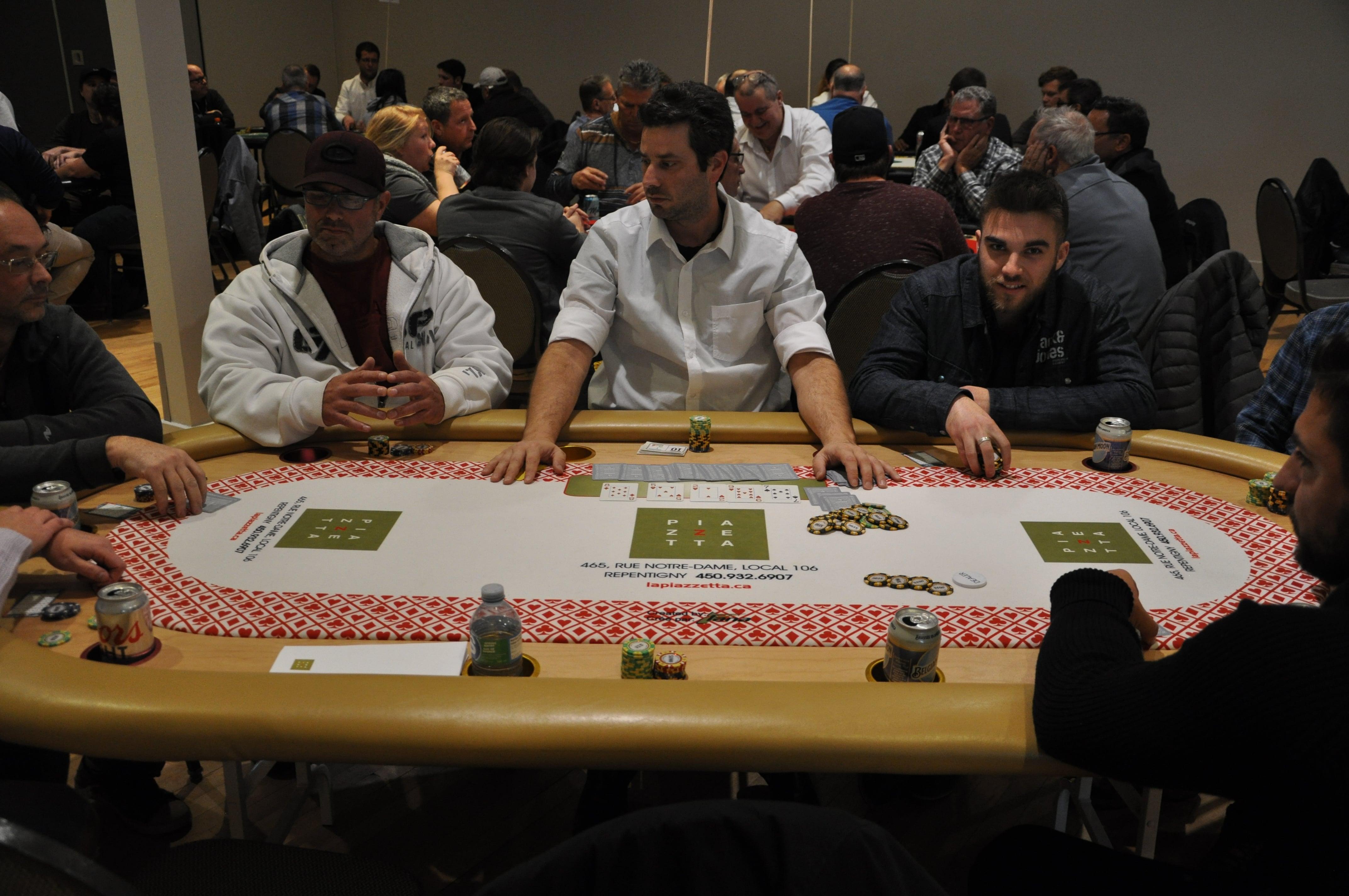 tournoi  Poker 2019