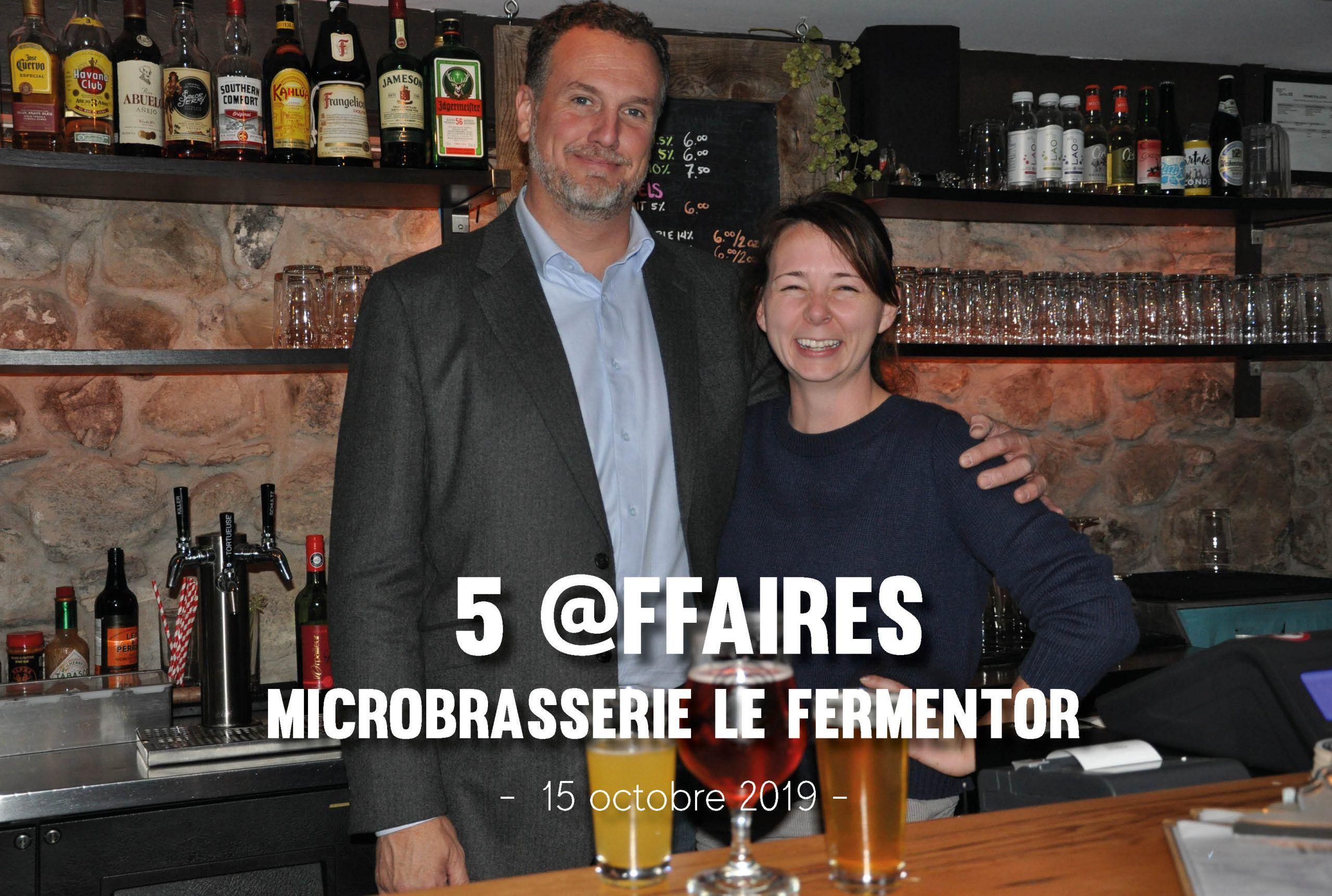 5 @ffaires