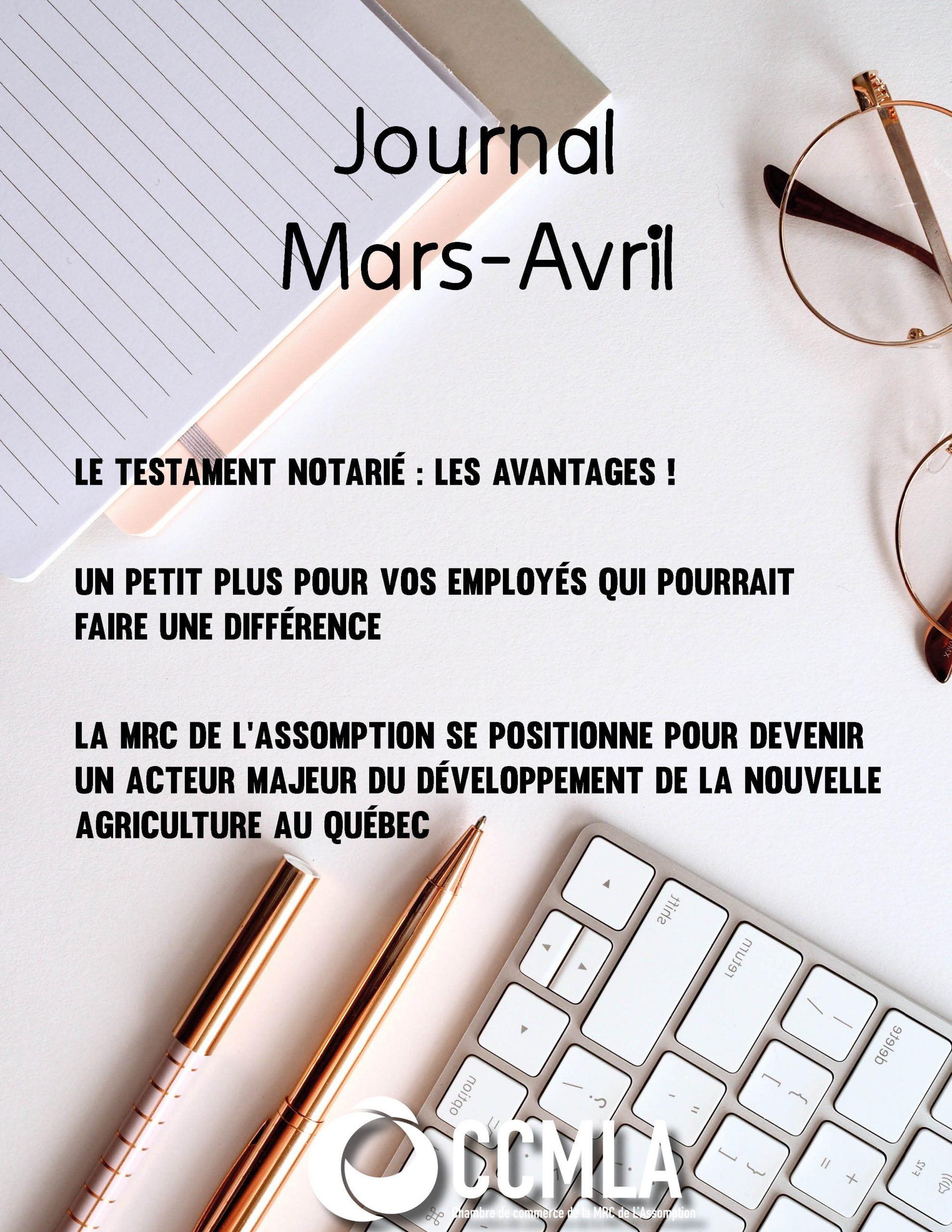 Mars-Avril
