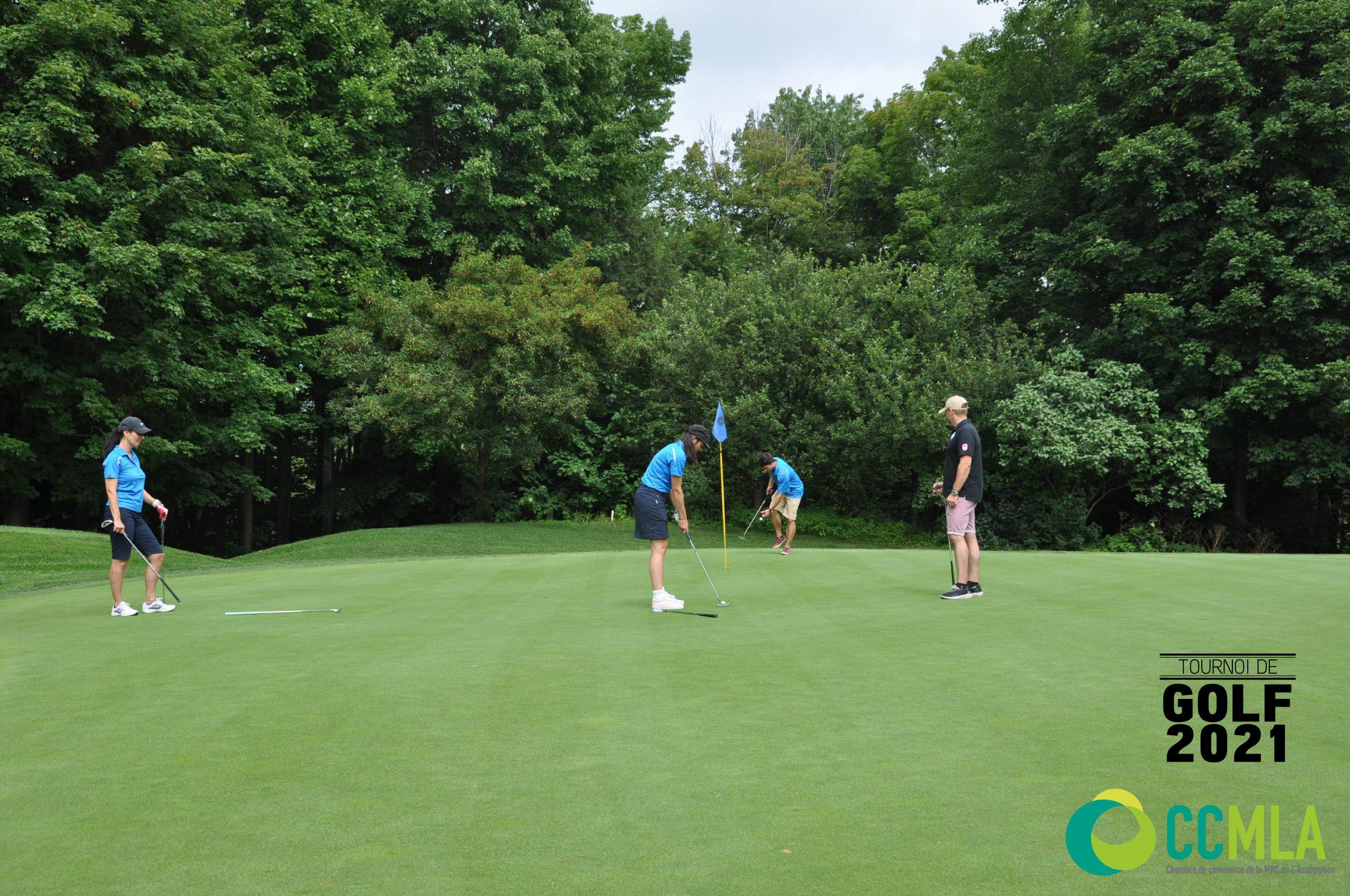 Golf2021 - Autres