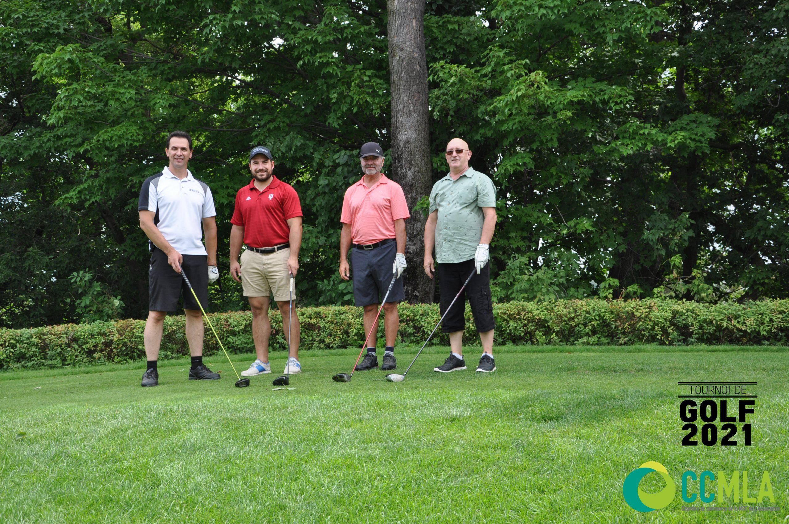 Golf2021 - Quatuors21