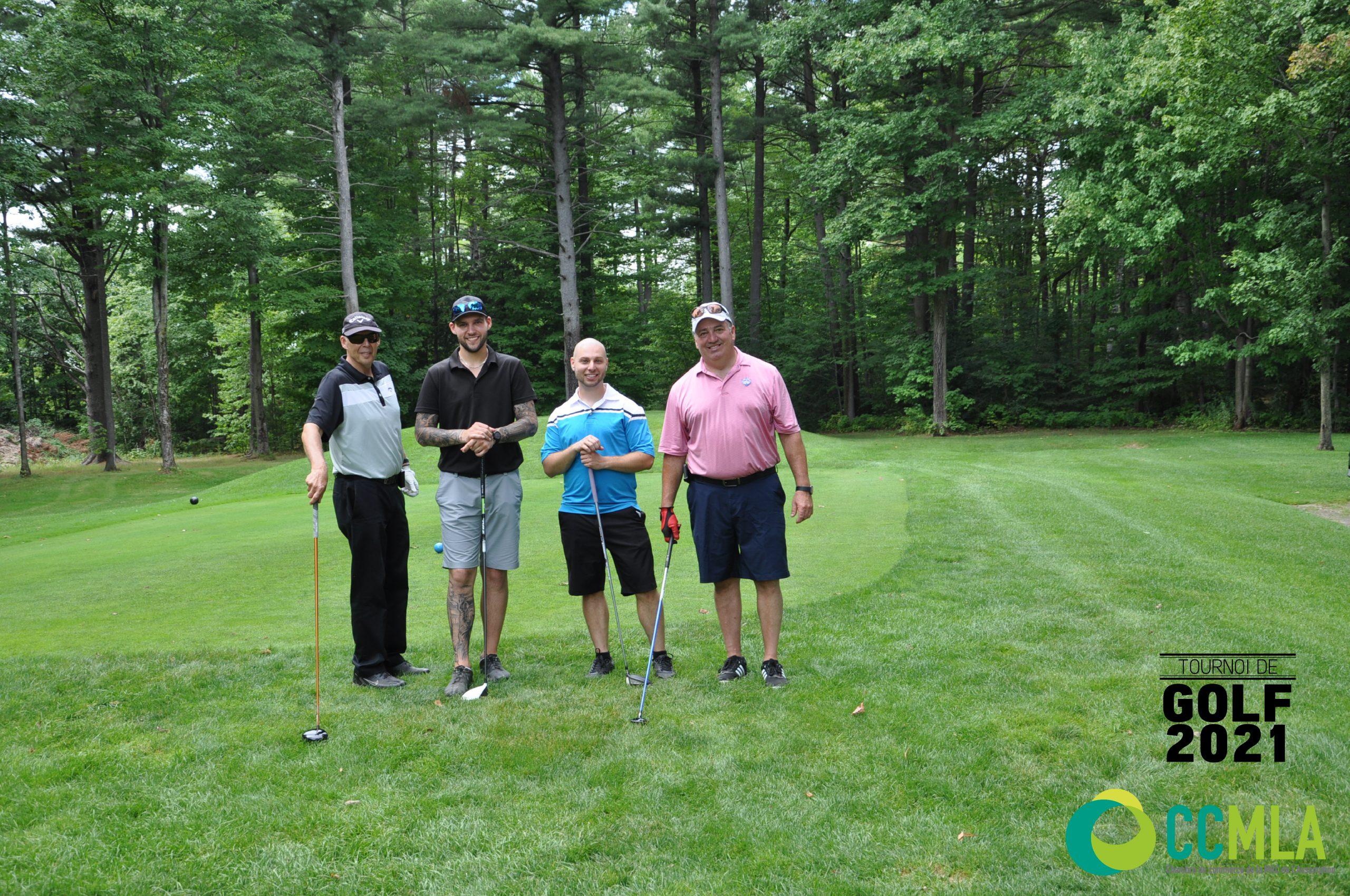 Golf2021 - Quatuors34